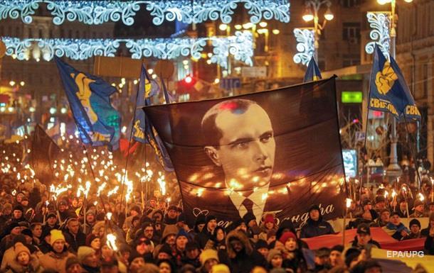 A lengyeleket sokkolta a kijevi bejelentés Banderáról