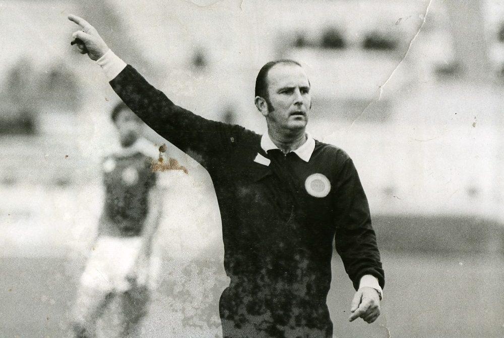 temető sándor játékvezető FIFA