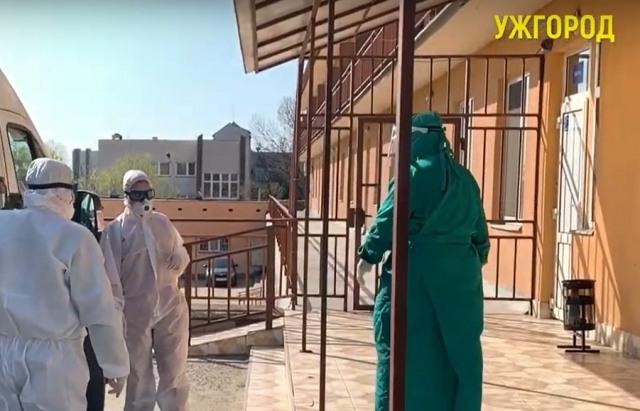 ungvár járvány kórház