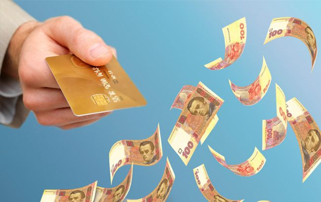 pénz kártya bank hrivnya