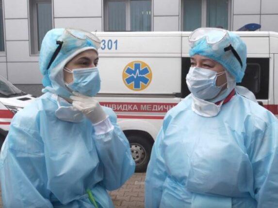 ukrajna orvos beteg