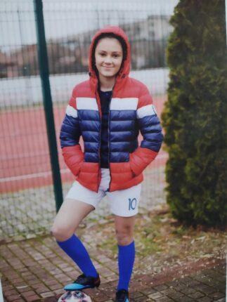 Balog Virdzsinia focista nemzetpolitikai államtitkárság jó tanuló jó sportoló pályázat nyertes kárpátalja beregszász