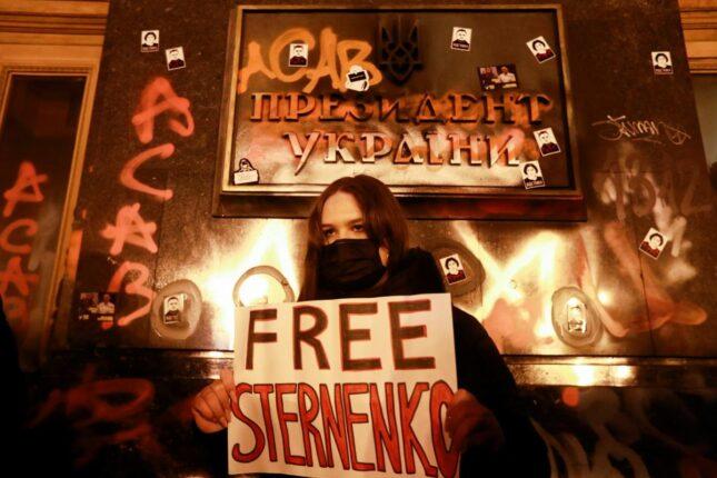 sternenko ukraine free
