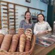 Darinka Gabor és Szvitlana Vaszilinec a kürtőskalács-biznisz beindításán gondolkodtak