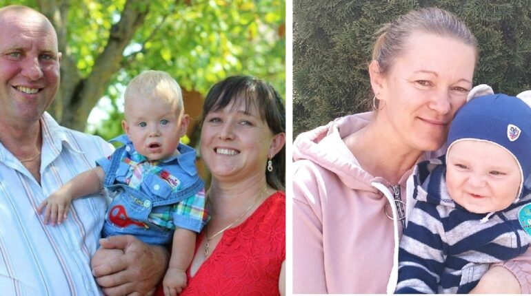 A szülők közel húsz évet vártak a gyermekáldásra