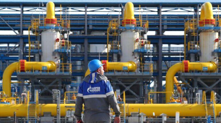 Gazprom RUS UA